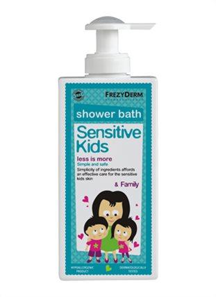 SENSITIVE KIDS SHOWER BATH