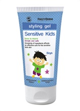 SENSITIVE KIDS STYLING GEL
