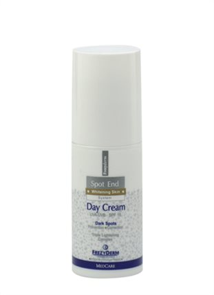SPOT END DAY CREAM SPF 15