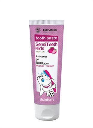 SENSITEETH KIDS TOOTHPASTE 1.000ppm