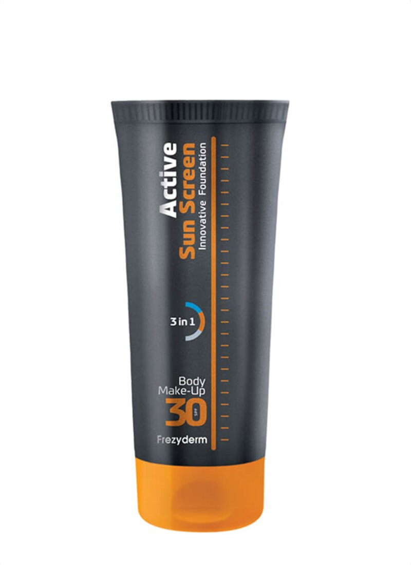 ACTIVE SUN SCREEN BODY FOUNDATION SPF 30