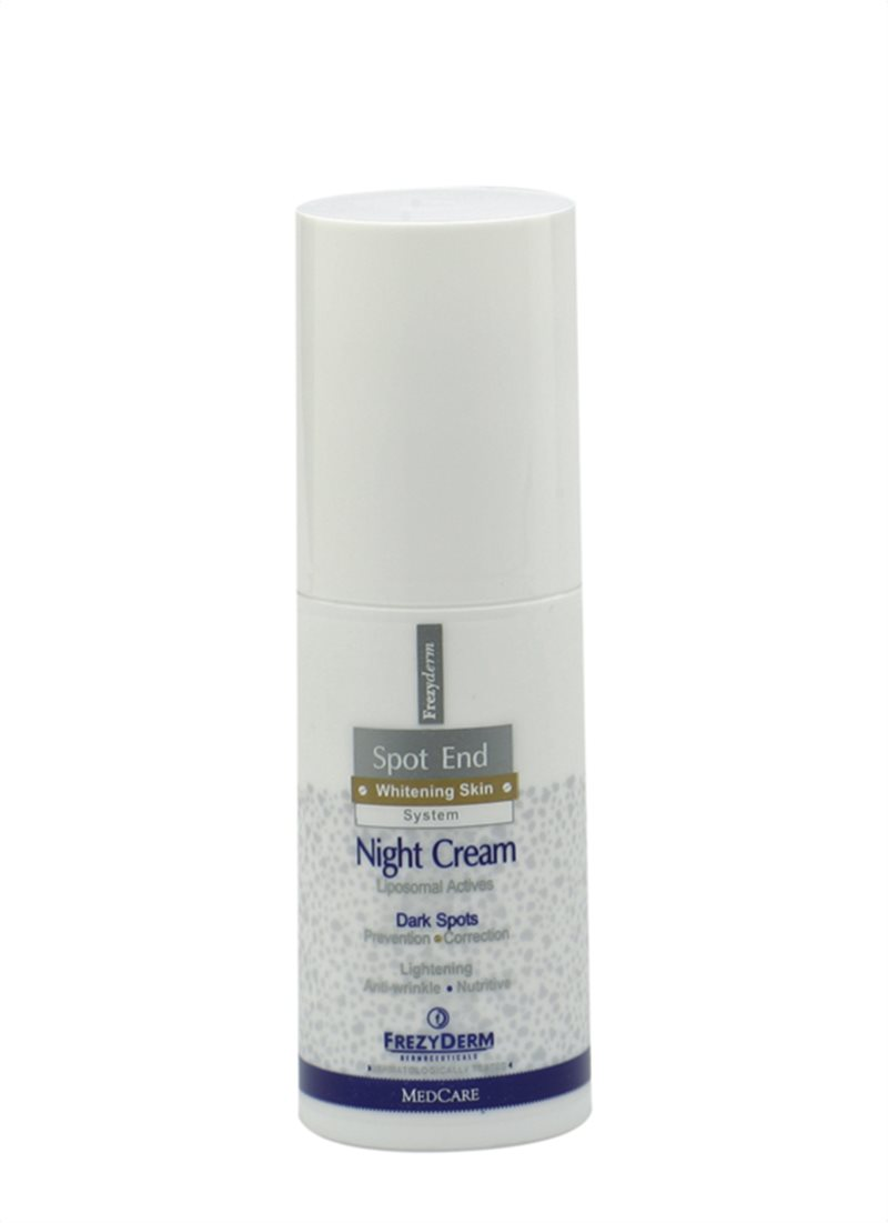 SPOT END NIGHT CREAM
