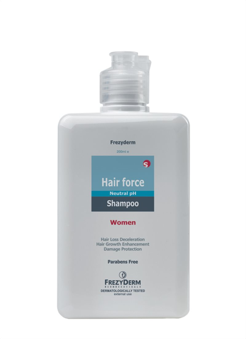 HAIR FORCE SHAMPOO WOMEN