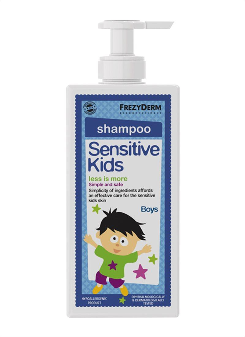 SENSITIVE KIDS SHAMPOO BOYS