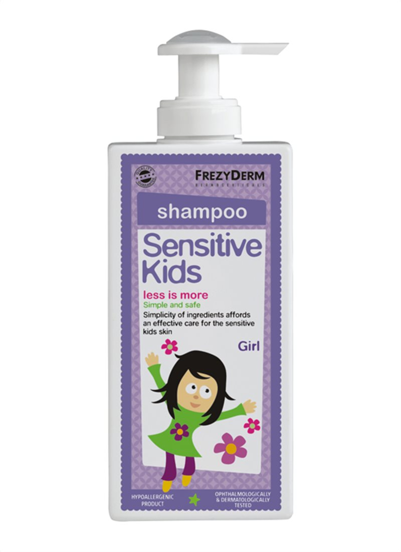SENSITIVE KIDS SHAMPOO GIRLS